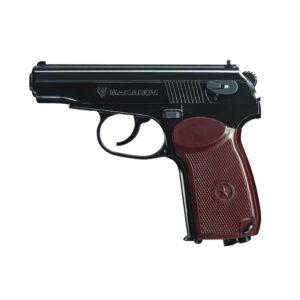 Pistola LEGENDS, modelo MAKAROV, calibre 4,5 BB acero-0