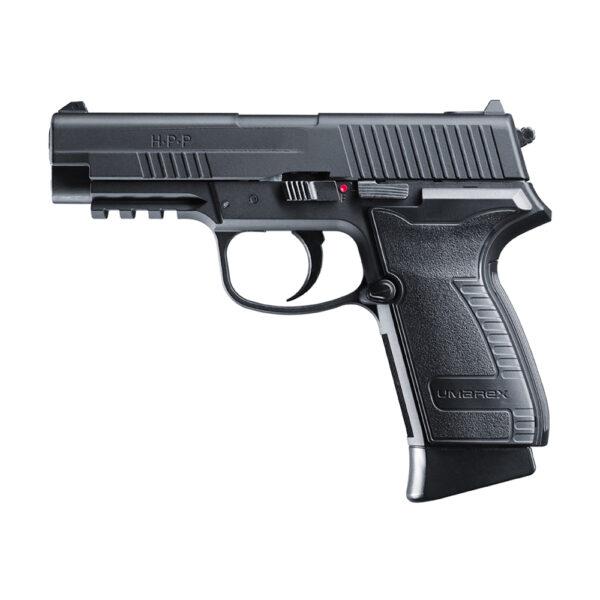 Pistola UMAREX, modelo HPP, calibre 4,5 BB acero.-0