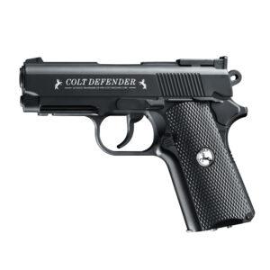 Pistola COLT, modelo DEFENDER, calibre 4,5 BB acero.-0