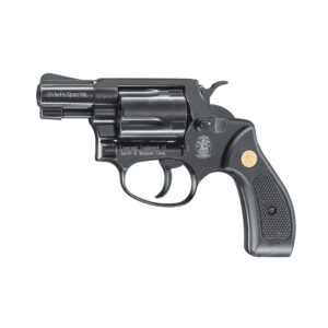 Revolver SMITH & WESSON, modelo CHIEFS SPECIAL, CALIBRE 9 mm. R.K.-0