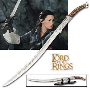 Réplica espada HADHAFANG. El Señor de los Anillos-0