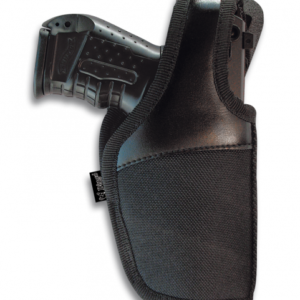 Funda DINGO exterior, cordura/cuero para pistolas serie COMPACT-0