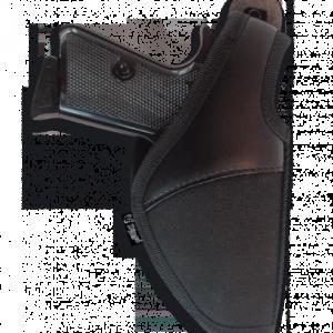 Funda DINGO, exterior, cordura/cuero, pistola pequeña-0