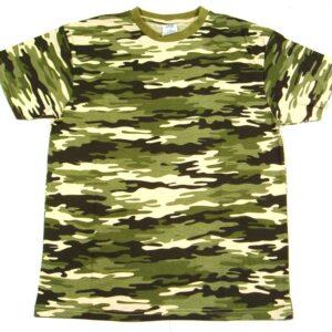 Camiseta NOSTIN, camuflaje urbano-0