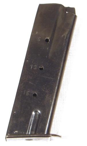 Cargador ASTRA usado, modelo A80, calibre 9 Pb-0
