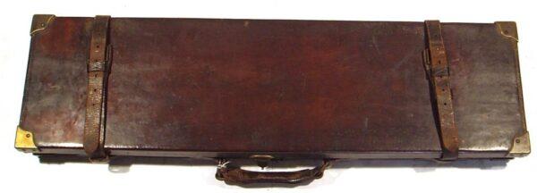 Escopeta CHARLES INGRAM, modelo Boxlock Ejector, calibre 16/65, nº A5548-2466