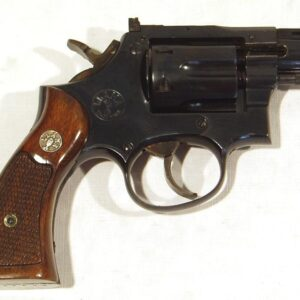 Revolver LLAMA, modelo XXVI, calibre 22 lr., nº 764791-0