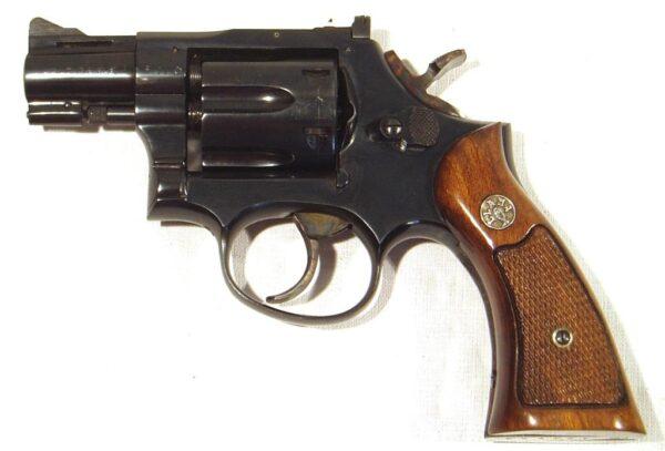 Revolver LLAMA, modelo XXVI, calibre 22 lr., nº 764791-2474
