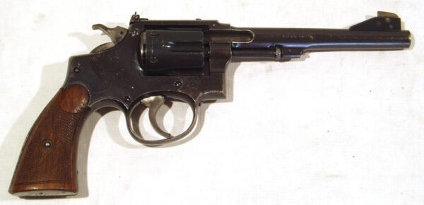 Revolver LLAMA, modelo RUBY EXTRA, calibre 38 Sp., nº 500135-0
