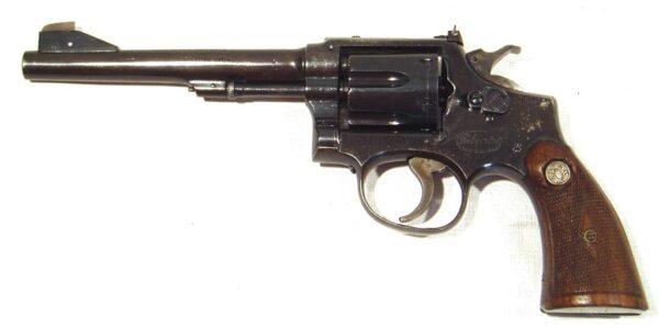 Revolver LLAMA, modelo RUBY EXTRA, calibre 38 Sp., nº 500135-2472