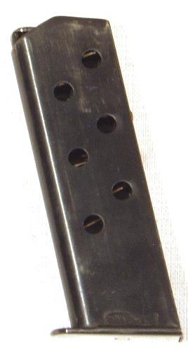 Cargador WALTHER usado, modelo PPK, calibre 9 corto-2392