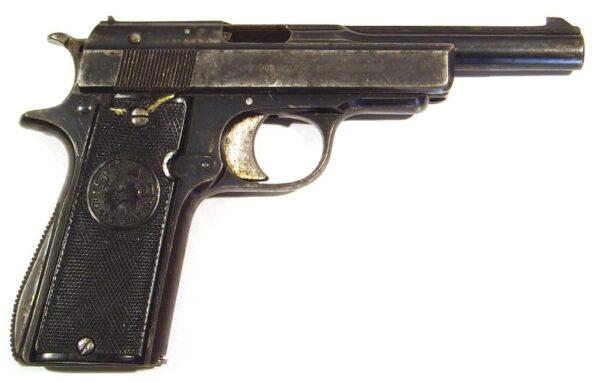 Pistola STAR, modelo I, calibre 7,65, nº 169827-0
