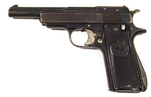 Pistola STAR, modelo I, calibre 7,65, nº 169827-2542