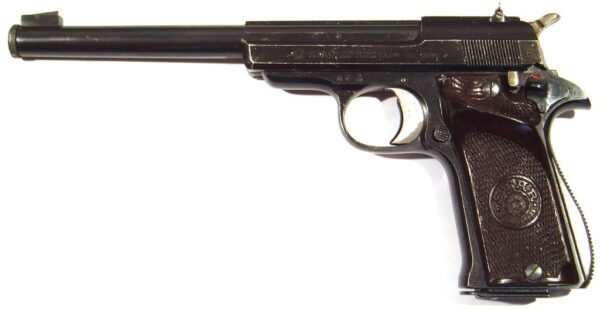 Pistola STAR Modelo F OLIMPIC (RAPÌD FIRE), calibre 22 corto, nº 468889-2571