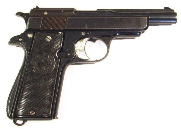 Pistola STAR, modelo IN, calibre 9 corto, nº266985-0