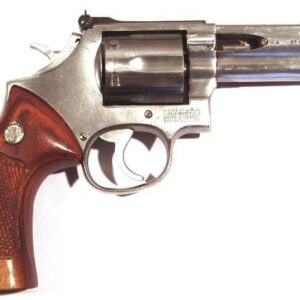 Revólver SMITH & WESSON, modelo 686 DISTINGUISHED COMBAT MAGNUM, calibre 357 MG, nº AAF7490-0