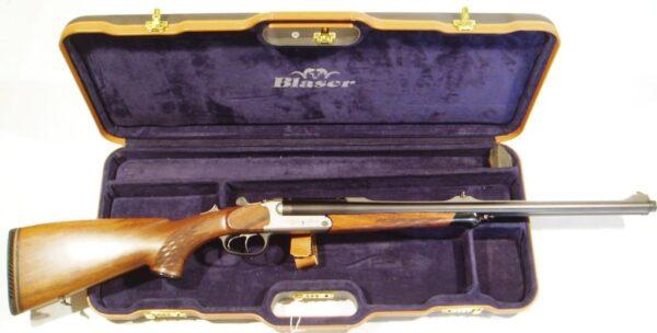 Rifle BLASER, modelo S2 STANDARD, calibre 9,3x74R, nº S00791-2593