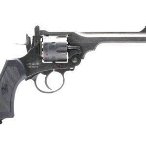 Revolver WEBLEY, modelo MARK VI BATTLEFIELD, calibre 4,5 BB-2693