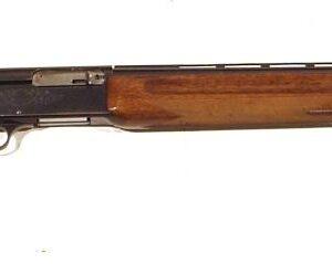 Escopeta FN HERSTAL, modelo BROWNING 2000, calibre 12, nº 08207C47-0
