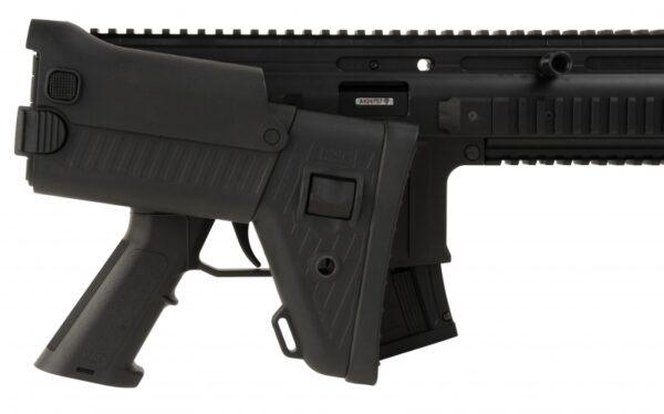 Carabina ANSCHUTZ, modelo BLACK HAWKS, calibre 22 lr.-2739