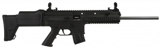 Carabina ANSCHUTZ, modelo BLACK HAWKS, calibre 22 lr.-0