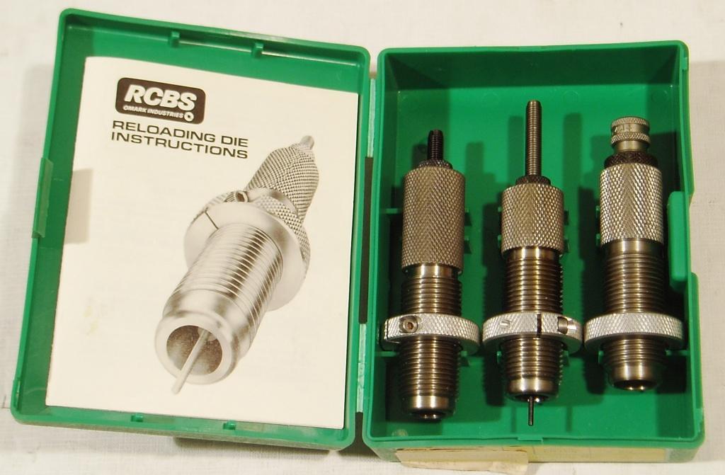 Die RCBS, calibre 444 Marlin, 3 bujias.-0