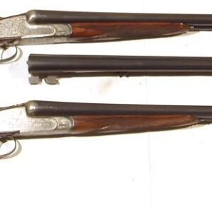 Pareja P. ARRIZABALAGA, modelo 124, calibre 12, nº 9748/9749 -0