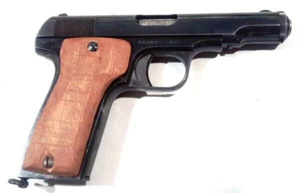 Pistola MAB, mdelo D, calibre 7,65 (32 ACP ), nº 19863-2975