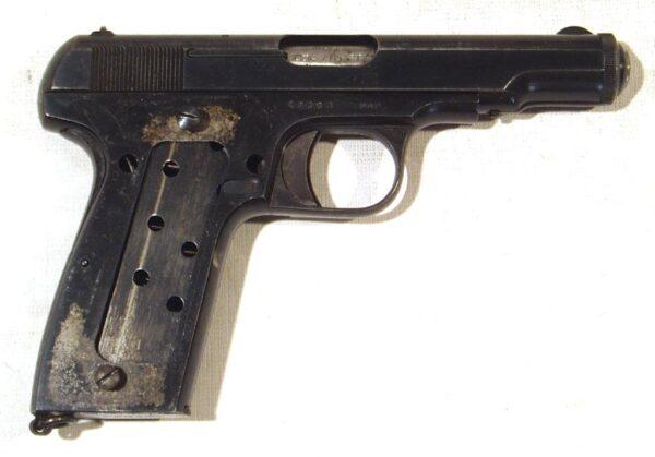 Pistola MAB, mdelo D, calibre 7,65 (32 ACP ), nº 19863-2943