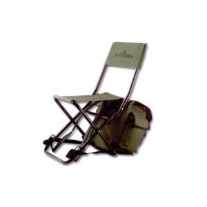 Silla mochila STINGER, con respaldo-0