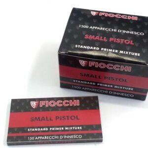 Pistones FIOCCHI, SMALL PISTOL, calibre 4,4SP (150u.)-0