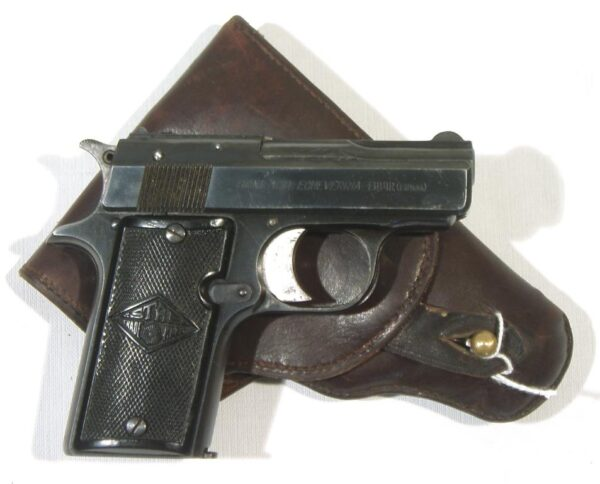 Pistola STAR, modelo CO POCKET, calibre 6,35, nº 176331-3208