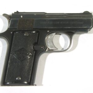 Pistola STAR, modelo CO POCKET, calibre 6,35, nº 176331-0