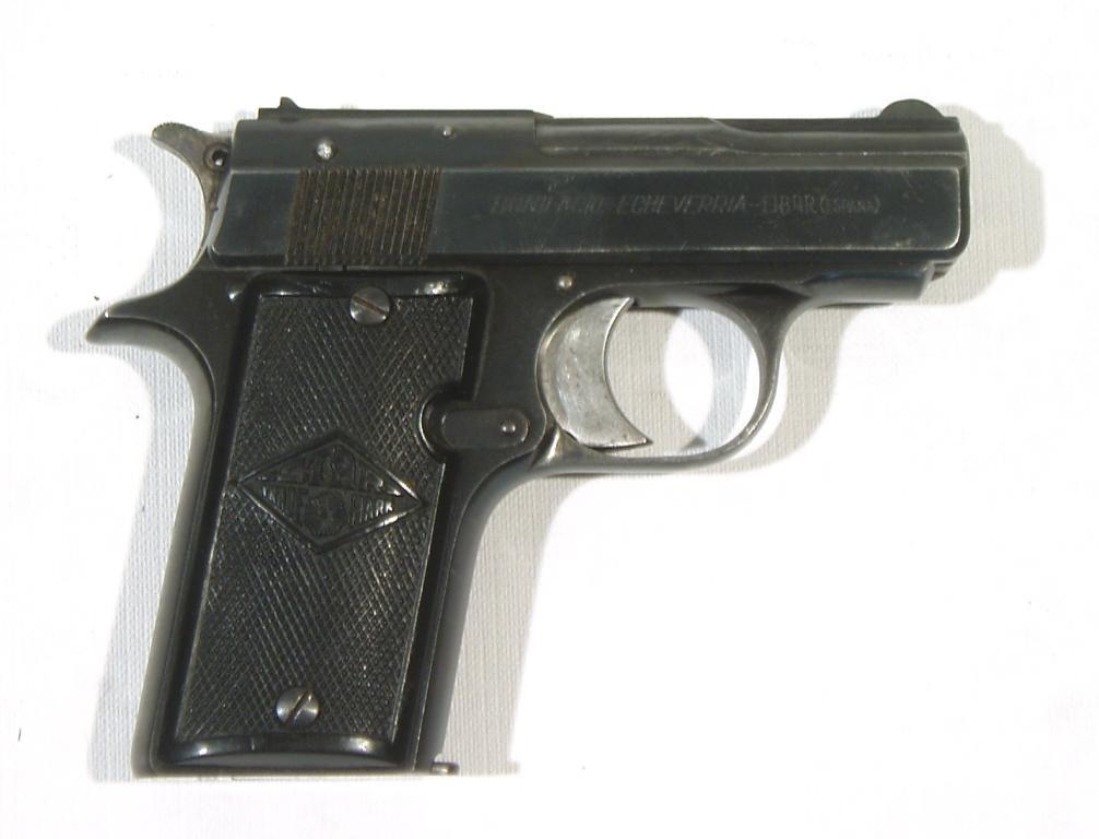 Pistola STAR, modelo CO POCKET, calibre 6,35, nº 176331-0