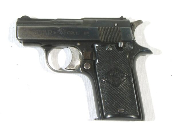 Pistola STAR, modelo CO POCKET, calibre 6,35, nº 176331-3207