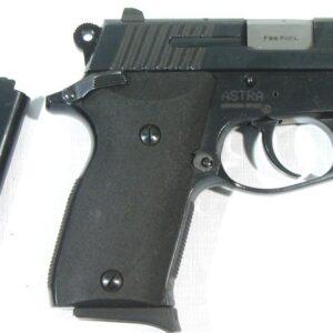 Pistola ASTRA, modelo A75, calibre 9 Pb., nº 18656-97A-0