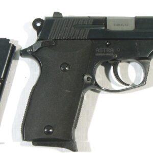 Pistola ASTRA, modelo A75, calibre 9 Pb. nº 18654-97A-0