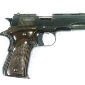 Pistola LLAMA, modelo IIIA, calibre 7,65, nº 646391-0