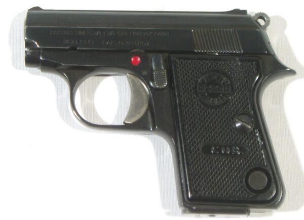 Pistola ASTRA, modelo CUB, calibre 6,35, nº 1219774-3219
