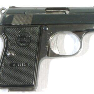 Pistola ASTRA, modelo CUB, calibre 6,35, nº 1219774-0