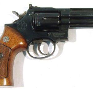 Revolver LLAMA, modelo COMANCHE, calibre 38 Sp., nº 849287-0