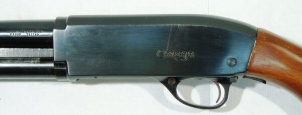 Escopeta OMEGA, modelo 30, calibre 12, nº 365773-3420