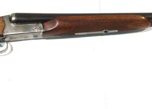 Escopeta AYA, modelo MATADOR, calibre 12, nº 379546-0