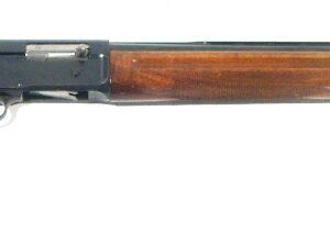 Escopeta FN HERSTAL, modelo AUTO LIGHT TWELVE calibre 12, , nº 6748551 -0