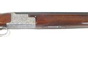Escopeta BREDA, modelo SIRIO LUSSO, calibre 12, nº 603014-0