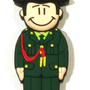 PENDRIVE, USB, 8GB, GUARDIA CIVIL-0