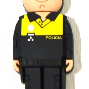 PENDRIVE, USB, 8GB, POLICIA LOCAL-0