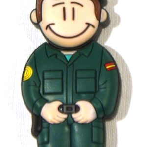 PENDRIVE, USB, 8GB, GUARDIA CIVIL FAENA-0