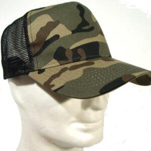 Gorra BEECHFIELD, camuflage JJUNGLA-0
