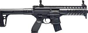 Carabina SIG SAUER, modelo MPX ASP, calibre 4,5-0